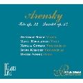 Arensky: Trio Op.32, Quartet Op.35