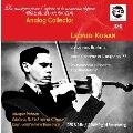 """Brahms: Violin Concerto Op.77; Beethoven: Violin Sonata No.9 """"Kreutzer"""""""