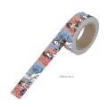 ヒプノシスマイク マスキングテープ Buster Bros!!! VS MAD TRIGGER CREW グラフアート