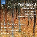 ヴァインベルク: クラリネットのための作品集