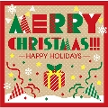MERRY CHRISTMAS!!! -HAPPY HOLIDAYS- CD
