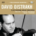 David Oistrakh Plays Russian Violin Concertos