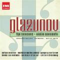 Glazunov: Raymonda Op.57, Concerto Ballata Op.108, Stenka Razin Op.13, etc