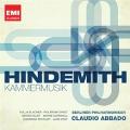 Hindemith Vol.2 - Kammermusik No.1-No.7, Sonata for Solo Violin Op.11-6, etc