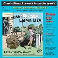 Classic Blues Artwork from the 1920's Calendar 2014 [カレンダー+CD]