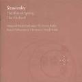 Stravinsky: Rite of Spring, Firebird
