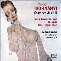 Dohnanyi: Chamber Music III