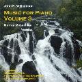 J.R.Williamson: Music for Piano Vol.3