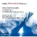 ヴォーン・ウィリアムズ: 交響曲第5番&南極交響曲