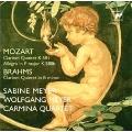 Clarinet Quintets - Mozart, Brahms