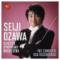Seiji Ozawa & The Chicago Symphony Orchestra - The Complete RCA Recordings<限定盤>