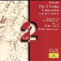 Mozart: The 5 Violin Concertos, etc