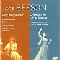 J.Beeson: Sorry Wrong Number, Practice in the Art of Elocution / Richard Marshall(cond), Center for Contemporary Opera