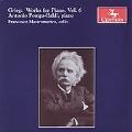 Grieg:Works for Piano Vol.6:Agitato EG.106/23 Short Pieces/etc:Antonio Pompa-Baldi(p)/Francesco Mastromatteo(vc)