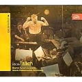 TALICH EDITION VOL.7:DVORAK:SYMPHONIC POEMS:WATER GOBLIN OP.107/NOON WITCH OP.108/GOLDEN SPINNING WHEEL OP.109/HEROIC SONG FOR ORCHESTRA OP.111 (1949-51):VACLAV TALICH(cond)/CZECH PO