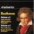 Beethoven: Symphonies No.4 Op.60, No.5 Op.67