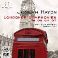 ハイドン: ロンドン交響曲集4~6 [SACD Hybrid+CD]