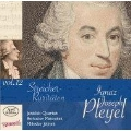 Concert Rarities from the Pleyel Museum Vol.12 - String Rarities