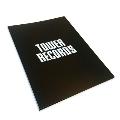 タワレコ A2ポスターファイル Black