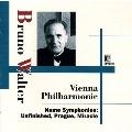 シューベルト: 交響曲第8番「未完成」、モーツァルト: 交響曲第38番「プラハ」、ハイドン: 交響曲第96番「奇跡」、他
