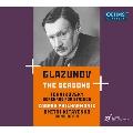 グラズノフ: 四季 / チャイコフスキー: 弦楽セレナード