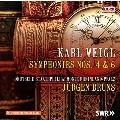 ヴァイグル: 交響曲 第4番&第6番