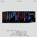 Attacca (CARAT VER.) (ランダムバージョン) [CD+Hardcover Binder+Booklet+Selfie Photo Card+Lyrics Book]