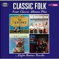 Classic Folk - Four Classic Albums Plus