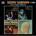 Four Classic Albums: This Is The Moment/Quiet Kenny/Inta Something/Matador