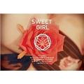 Sweet Girl: 6th Mini Album (Flower Version)(台湾独占限定盤) [CD+DVD+グッズ]<限定盤>