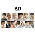 Al 1: 4th Mini Album (台湾独占限定盤) [CD+DVD]<限定盤>