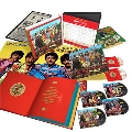 Sgt.Pepper's Lonely Hearts Club Band: Anniversary Super Deluxe Edition [4CD+Blu-ray Disc+DVD]<限定盤>