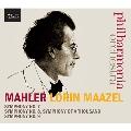 """Mahler: Symphony No.7, No.8 """"Symphony of a Thousand"""", No.9"""