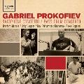 ガブリエル・プロコフィエフ: サクソフォン協奏曲/バス・ドラム協奏曲
