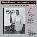 Classic Blues Artwork From The 1920's (2020 Calendar) [CALENDAR+CD]