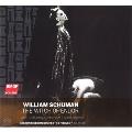 ウィリアム・シューマン: 「ユディト」~コレオオグラフィックな詩(バレエ音楽)、夜の旅、エンドールの魔女