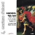 Handel: Giulio Cesare (Excerpts) / Jacobs, Larmore, et al