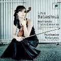ベートーヴェン: ヴァイオリン協奏曲、ツィンツァーゼ: ミニアチュール