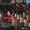 Vivaldi: Opera Arias and Concertos - The Baroque Project Vol.3