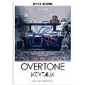 KEYTALK 「OVERTONE」 バンド・スコア 中上級