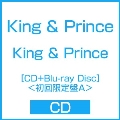 King & Prince [CD+Blu-ray Disc]<初回限定盤A>