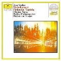 Sibelius: Concerto for Violin Op.47, Finlandia Op.26, Tapiola Op.112 / Christian Ferras(vn), Herbert von Karajan(cond), Berlin Philharmonic Orchestra