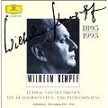 Beethoven: Complete Piano Sonatas (1951-56) / Wilhelm Kempff(p)