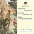 Shostakovich: Piano Quintet Op.57; Prokofiev: Quintet Op.39, etc