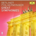 Berliner Philharmoniker - Great Symphonies
