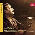 Dvorak:Symphony 8 (10/1951)/No.9 (9/1954):Vaclav Talich(cond)/Czech Philharmonic Orchestra