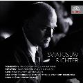 Piano Concertos - Tchaikovsky, Prokofiev, J.S.Bach / Sviatoslav Richter, Karel Ancerl, Czech PO, etc