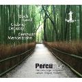 Percu Duo - J.S. Bach, Ravel, Chabrier, Debussy, Gershwin, Mendelssohn