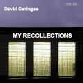 My Recollections -V.Barkauskas/B.Kutavicius/A.Senderovas/etc:David Geringas(vc)/Tatjana Schatz-Geringas(p)/etc