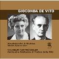 メンデルスゾーン&ブラームス: ヴァイオリン協奏曲